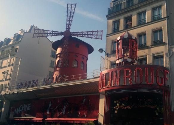 Moulin Rouge - Parigi