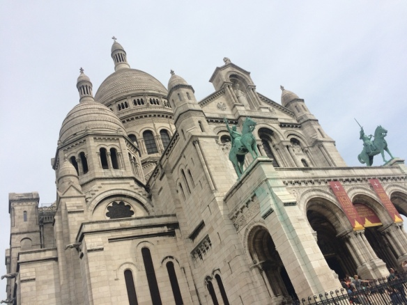 Basilica del Sacro Cuore, Montmartre - Parigi