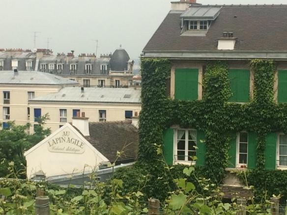 Le Lapin Agile, Montmartre - Parigi