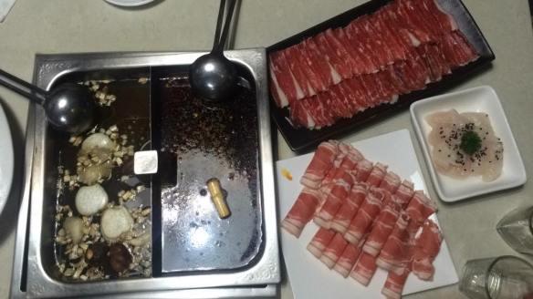 Hot Pot, piatto tipico cinese