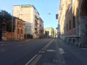 Via Carducci - Milano