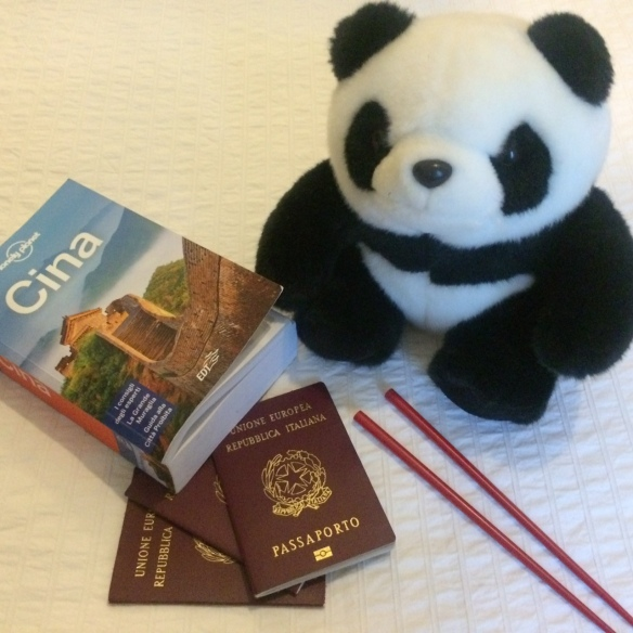 Come ottenere il visto per la Cina con un bambino