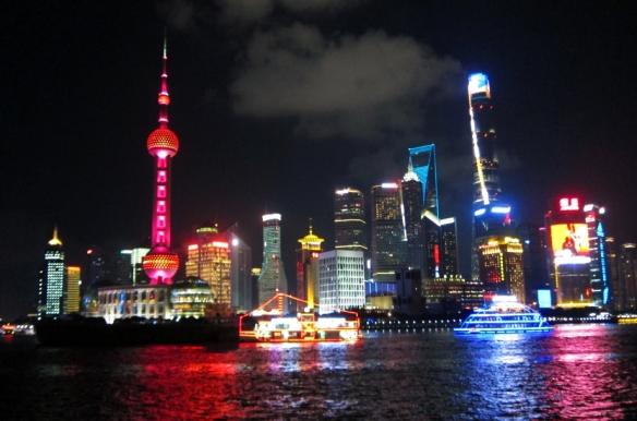 Pudong dal Bund - Shanghai