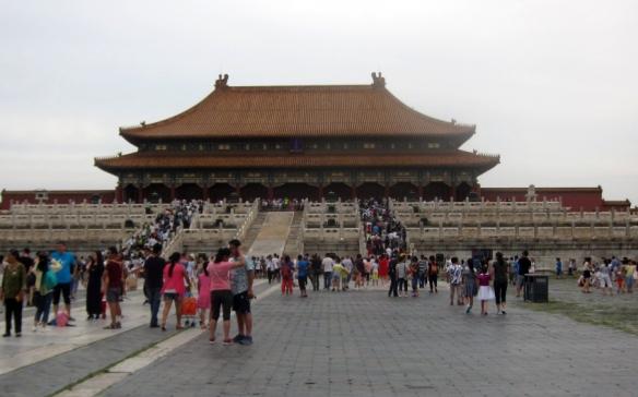 Palazzo della Suprema Armonia - Città Proibita, Pechino