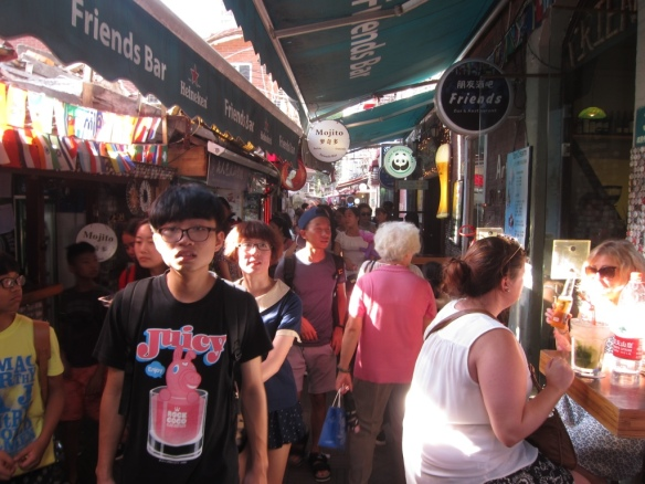 Tiánzîfáng - Shanghai