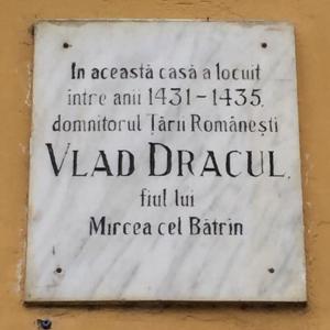 La casa natale di Vlad III a Sighisoara