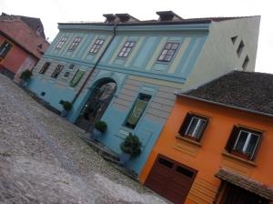 Casa Krauss Sighisoara