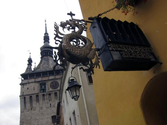 Torre dell'Orologio a Sighisoara