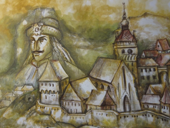 Casa natale di Vlad III a Sighisoara