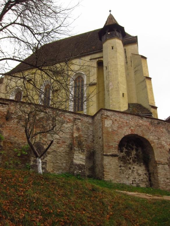 Chiesa Fortificata - Biertan