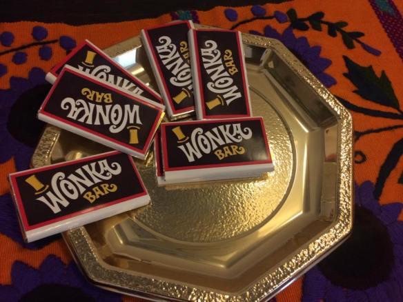 Festa a tema: Nella Fabbrica di Willy Wonka