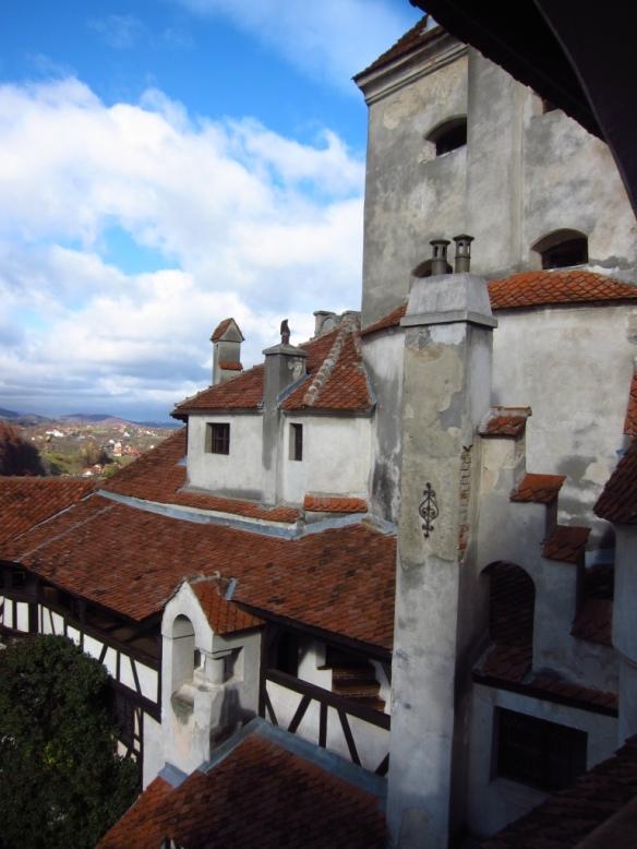 Transilvania - Castello di Brasov