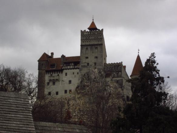 Transilvania - Castello di Bran
