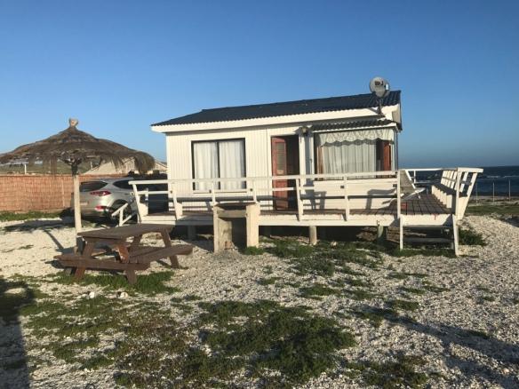Refugio Humboldt - Punta Chorros