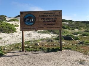 Reserva Nacional Penguino de Humboldt
