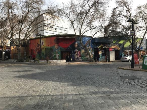 Bellavista, Santiago