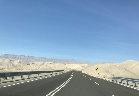 Route 11 - Da Arica verso Putre