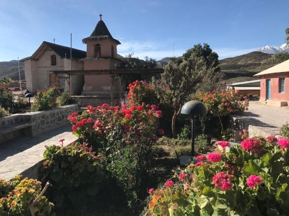 Socoroma - Chiesa del XIX secolo