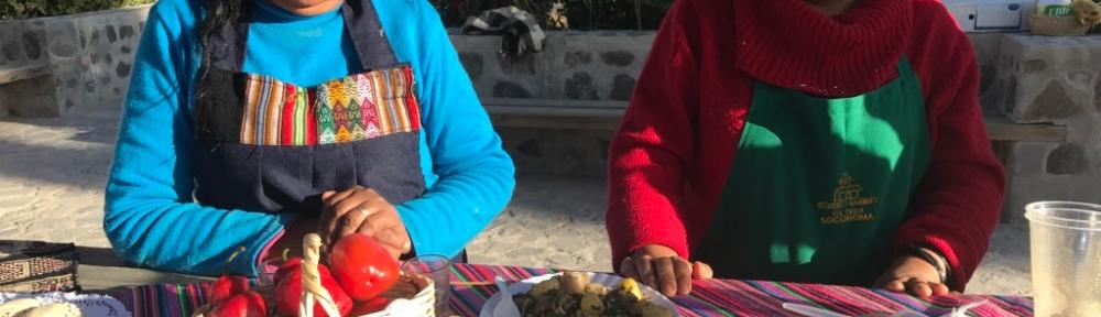 Socomora - Gente del posto