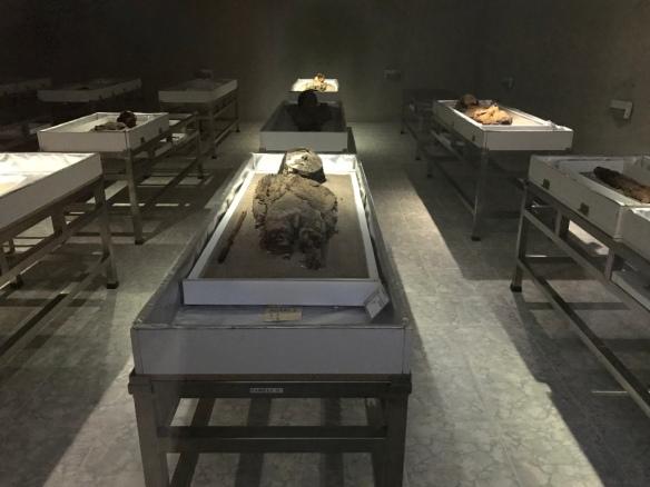 Mummie Chinchorro - Museo Archeoligico San Miguel de Azapata