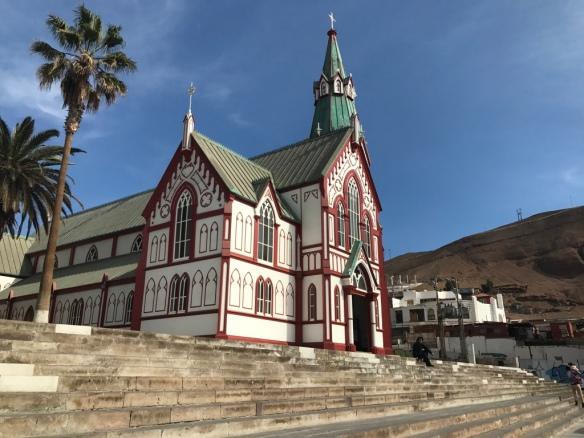 Cathedral de San Marcos - Arica