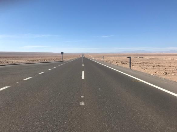 Panamericana - Da Arica a Iquique