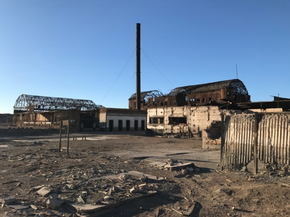 Santa Laura, zona industriale