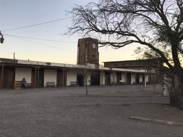 Humberstone - La Piazza