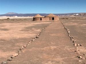 Aldea de Tulor - San Pedro de Atacama