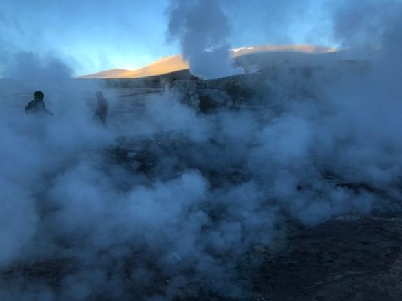 El Tatio Gayser - San Pedro de Atacama