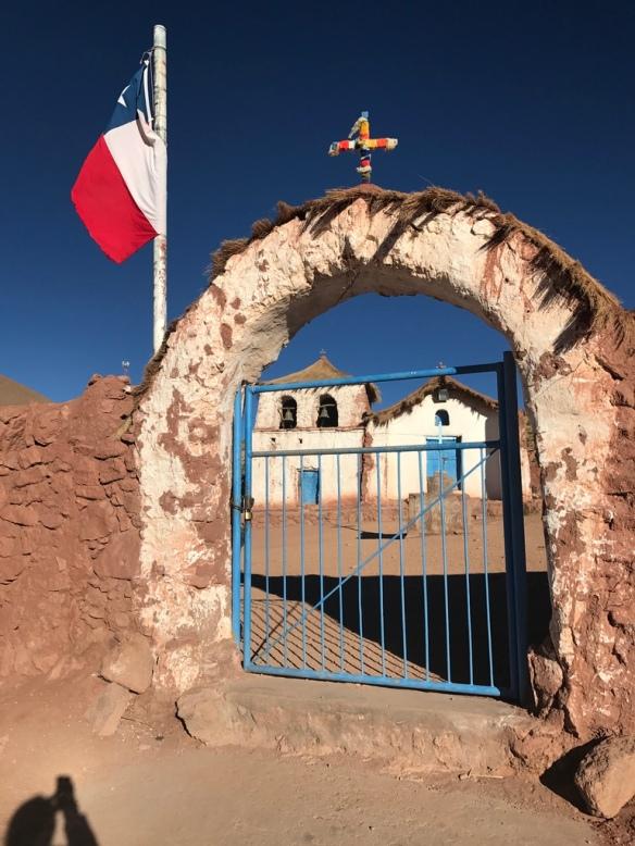 Chiesa di Muchaca - San Pedro de Atacama