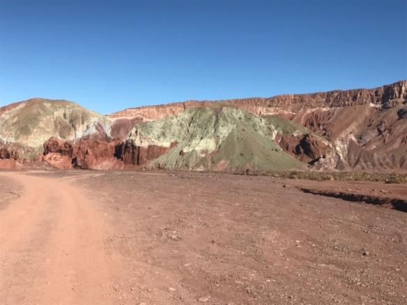 Valle de Arcoiris - San Pedro de Atacama
