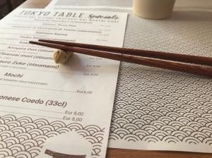Tokyo Table, Via Vigevano 10 - Milano