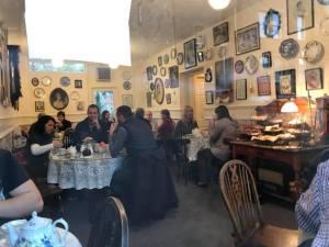 Clarinda's Tea Room - Edinburgh