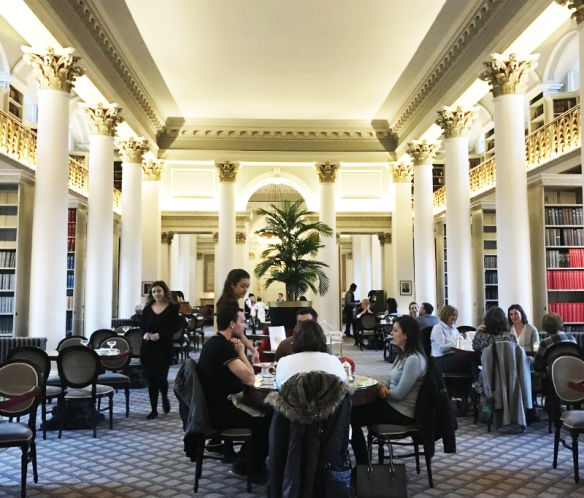 The Signet Library - Edimburgo