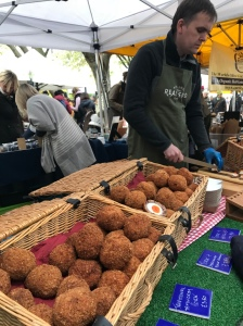 Stockbridge Market - Scotch Eggs