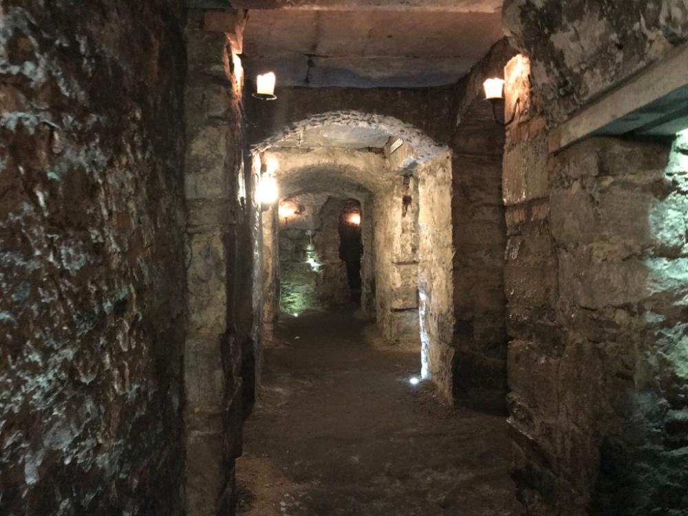 Edimburgo Old Town - Mercat Tour