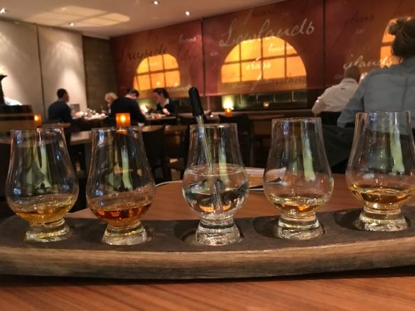 Amber Restaurant - 354 Castlehill, Edinburgh