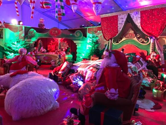 Casa di Babbo Natale a Montecatini (PT)