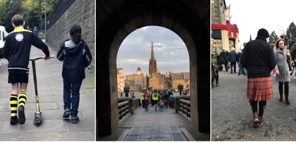 Autunno a Edimburgo