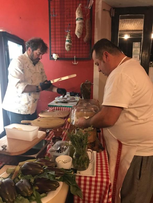 Osteria Il Bivio - Montecatini Alto (PT)