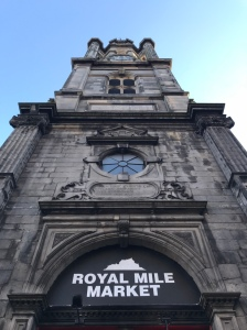 Royal Mile Market - Edinbourgh