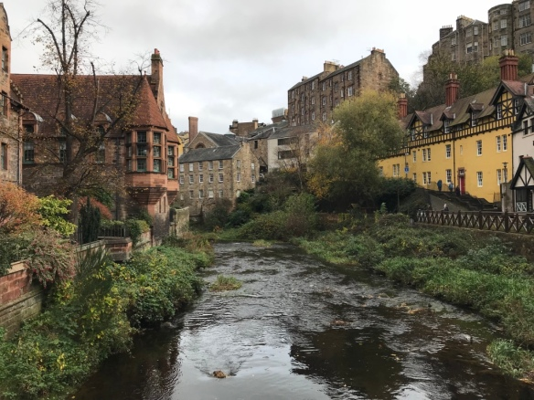 Dean Village - Edimburgo