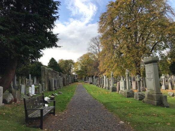 Dean Village Cemetery - Edimburgo