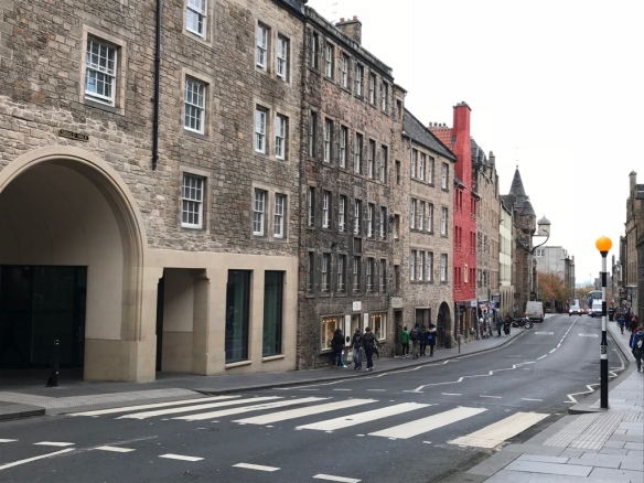 Royal Mile - Edimburgo