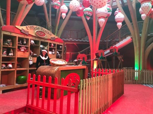 Casa di Babbo Natale Montecatini - Ufficio Postale